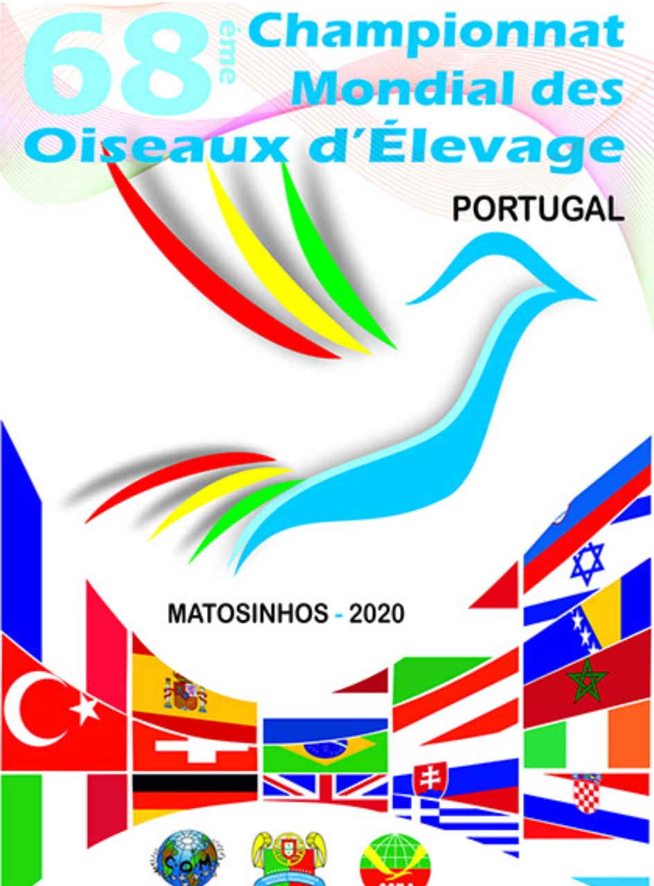 Affiche Mondial Portugal 2020